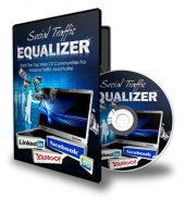 Social Traffic Equalizer Video with Personal Use Rights