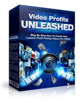Video Profits Unleashed Video with Personal Use Rights