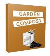 New Garden Compost Niche Website V3 Template with private label rights
