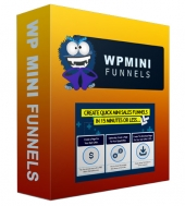 WP Mini Funnels Software with Personal Use Rights