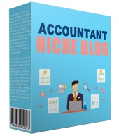 Accountant Niche Website V3 Template with Personal Use Rights