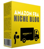 Amazon FBA Flipping Niche Website Package Template with Personal Use Rights