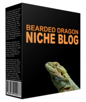 Done-for-You Bearded Dragons Flipping Niche Site Template with Personal Use Rights