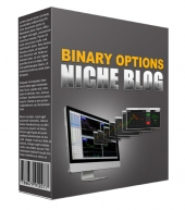 Done-For-You Binary Options Flipping Niche Blog Package Template with Personal Use Rights