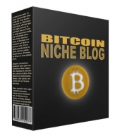 New BitCoin Flipping Niche Site Template with Personal Use Rights