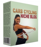 New Carb Cycling Niche Site Template with Personal Use Rights