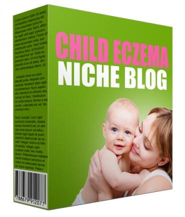 Child Eczema Flipping Niche Site
