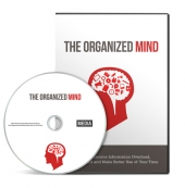 Organized Mind Gold Video with Master Resell/Giveaway Rights