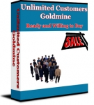 Unlimited Customers Goldmine eBook with Private Label Rights