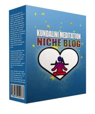 Kundalini Meditation Flipping Niche Blog