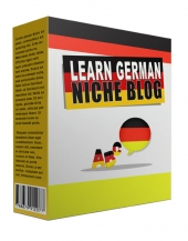 New Lead German Flipping Niche Site Template with Personal Use Rights/Flipping Rights