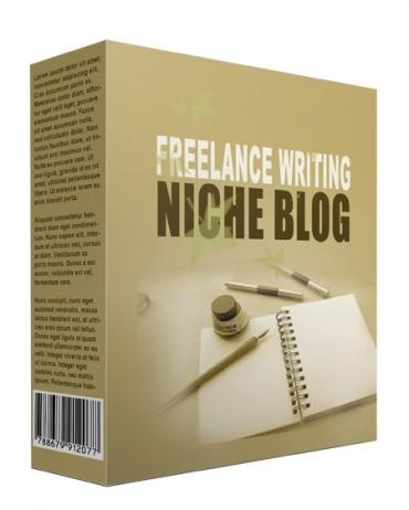 New Freelance Writing Flipping Niche Blog