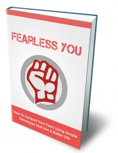 Fearless You eBook with Master Resell/Giveaway Rights