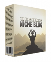 Qigong Flipping Niche Blog Template with Personal Use/Flipping Rights