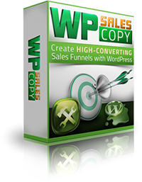 Wordpress Sales Page Software